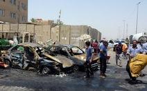 Iraq: tấn công hàng loạt kinh hoàng, hàng trăm người chết