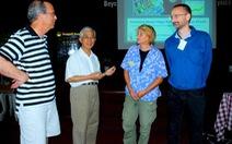 Nhiều thông tin mới từ hội nghị về hạt Higgs