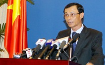 Trung Quốc xâm phạm nghiêm trọng chủ quyền của Việt Nam