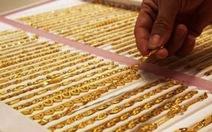 Giá vàng trở đầu tăng mạnh