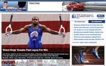 Xem trực tuyến Olympic 2012 trên các website