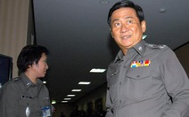 Đi thăm Thaksin, cảnh sát trưởng Thái bị chỉ trích