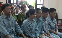 Xét xử vụ cháy tại Tân Dân làm 13 người chết