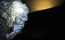 Phát hiện thạch nhũ đổi màu ở động Phong Nha