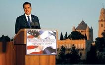 "Mitt Romney ""vạ miệng"""