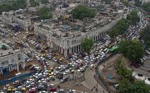 Ấn Độ: 50% đất nước chìm trong bóng tối