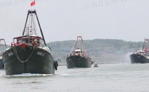 Lo lắng cho ngư trường truyền thống