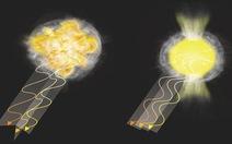 Lần đầu tiên xác định hình dạng siêu tân tinh