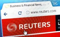 Trang tin Reuters liên tục bị hack