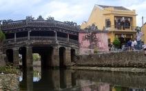 Du khách ngại thăm chùa Cầu