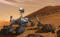 Robot Curiosity đáp xuống sao Hỏa