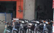 Chưa nên cấm xe máy cũ