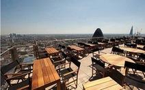10 nhà hàng có tầm nhìn đẹp nhất thế giới