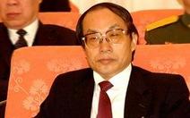 Vạch mặt cựu bộ trưởng Trung Quốc gạ tình