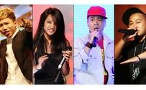 Bài hát Việt tháng 8: rộn ràng sắc màu rap