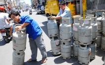 Thiếu chủ động, thị trường gas tiếp tục hụt hàng