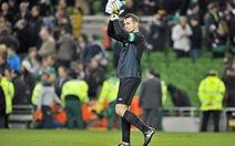 Shay Given chia tay đội tuyển Cộng hòa Ireland