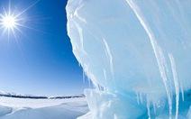 Băng Bắc cực có thể biến mất trong 10 năm tới