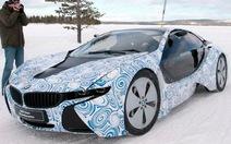 Hàng hiếm BMW I8 thiết kế lạ mắt