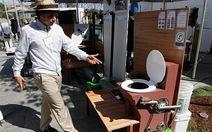 Quỹ Bill & Melinda phát triển toilet siêu hiện đại