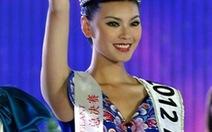 Sắc đẹp Trung Quốc lại lên ngôi Miss World