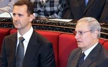 """Phó tổng thống Syria """"đào tẩu"""" sang phe nổi dậy"""