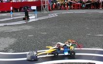 ĐH Việt - Đức giành giải nhất đua xe tự hành
