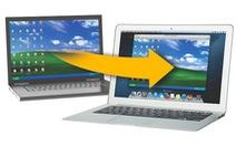 Làm sao chuyển email từ Windows sang Mac?