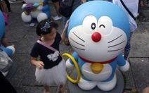 Mèo máy Đôrêmon trở thành công dân Nhật