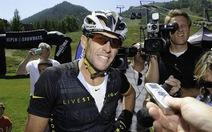 """Lance Armstrong: """"Đừng khóc cho tôi"""""""