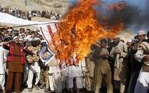 Mỹ trừng phạt binh sĩ đốt kinh Koran