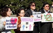 New Zealand bước đầu cho phép kết hôn đồng giới