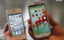 Apple thua kiện Samsung tại Nhật