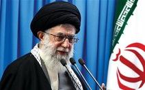 """Giáo chủ Iran khẳng định """"không chế tạo bom nguyên tử"""""""