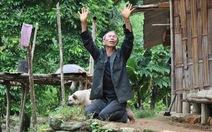Tang thương ở thôn nghèo sau lũ quét