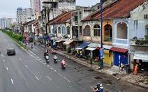 Đường Võ Văn Kiệt - Mai Chí Thọ: hạn chế nhà phố