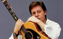Paul McCartney nhận Huân chương Bắc Đẩu bội tinh