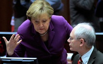 """Moody's hạ bậc tín nhiệm của EU xuống """"tiêu cực"""""""
