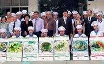 12 món ăn VN đạt kỷ lục châu Á