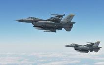 Chiến đấu cơ Mỹ chặn máy bay xâm phạm vùng cấm