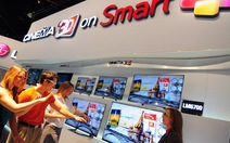LG liên minh Phillips, Toshiba chống Apple
