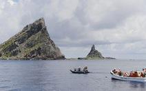 Nhật quốc hữu hóa 3 hòn đảo tranh chấp