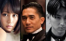 Lương Triều Vỹ lần đầu đóng phim Nhật