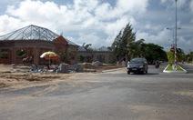 Kinh doanh trái phép đất công viên