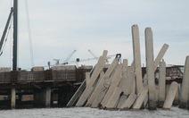 Sập cầu cảng tổng kho dầu khí Đà Nẵng
