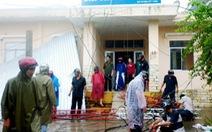 Truyền thanh huyện ngưng sóng 2 ngày vì lốc xoáy
