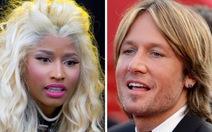 Nicki Minaj, Keith Urban làm giám khảo American Idol