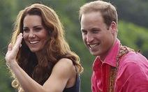 Tòa án Pháp cấm đăng thêm ảnh ngực trần Kate Middleton