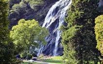 6 thác nước nổi tiếng nhất ở châu Âu