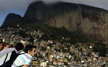 Brazil: xây khách sạn tại khu ổ chuột
